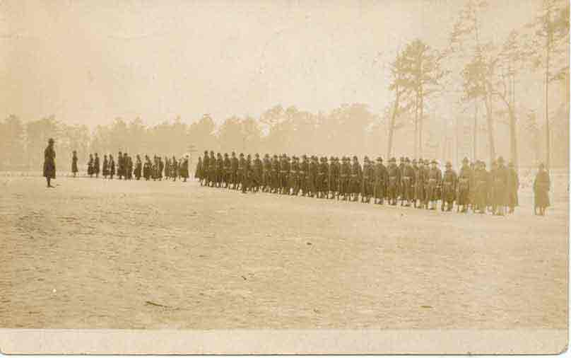 107th Infantry, 27th Division, AEF