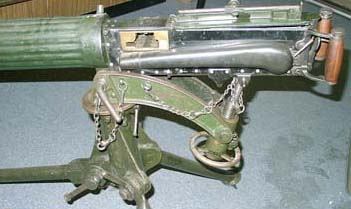 details of vickers gun